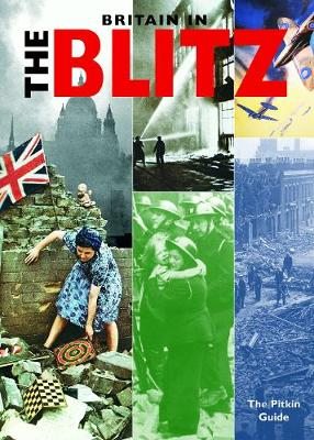 Britain in the Blitz with CD (Paperback)