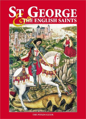St George & The English Saints (Paperback)