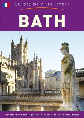 Bath City Guide - French (Paperback)