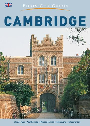 Cambridge City Guide - English (Paperback)