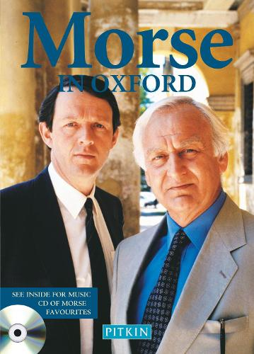 Morse in Oxford with CD (Paperback)