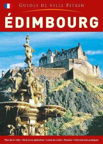 Edinburgh City Guide - French (Paperback)