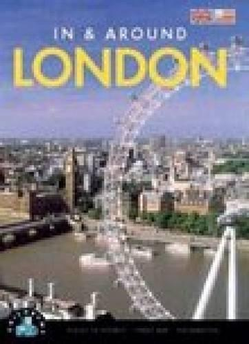 In & Around London - Japanese (Paperback)
