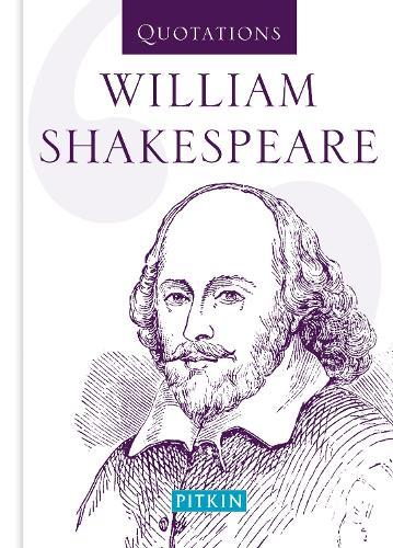William Shakespeare Quotations (Hardback)
