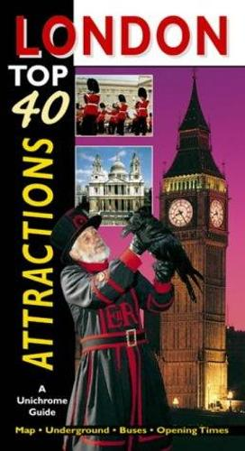 London Top 40 Attractions (Paperback)