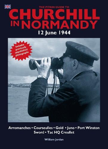 Churchill in Normandy - English (Paperback)