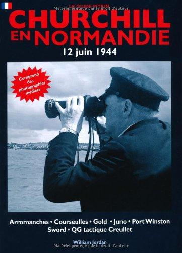 Churchill in Normandy - French (Paperback)