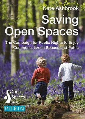 SAVING OPEN SPACES (Paperback)