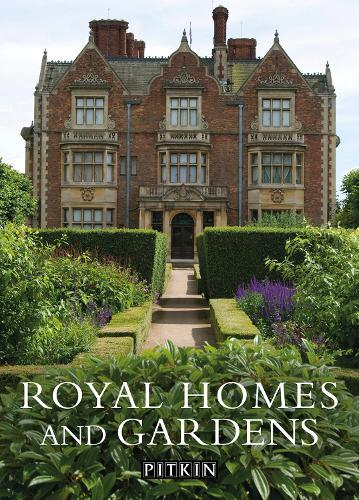 Royal Homes and Gardens (Paperback)