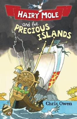 Hairy Mole and the Precious Islands - Hairy Mole (Paperback)