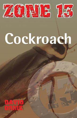 Cockroach: Set One - Zone 13 (Paperback)