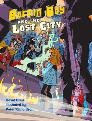Boffin Boy and the Lost City - Boffin Boy (Paperback)