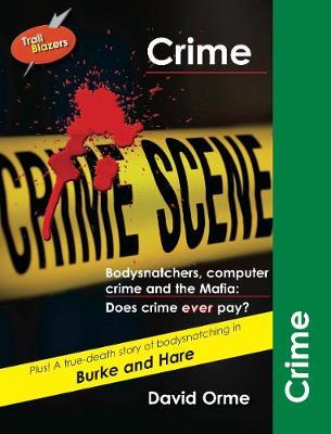 Crime: Set Six - Trailblazers (Paperback)