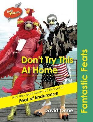 Fantastic Feats: Set Six - Trailblazers (Paperback)