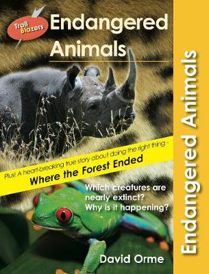 Endangered Animals: Set Seven - Trailblazers (Paperback)
