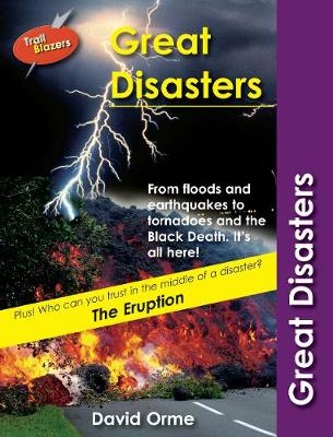 Great Disasters: Set Eight - Trailblazers (Paperback)