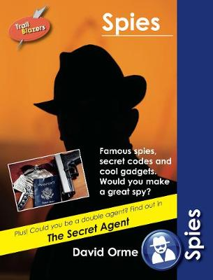 Spies: Set Eight - Trailblazers (Paperback)