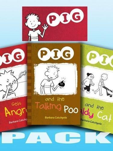 PIG Complete Set 1 Pack - PIG