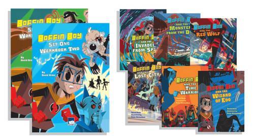Boffin Boy Complete Set 1 Pack - Boffin Boy