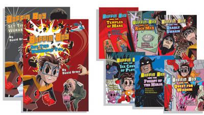 Boffin Boy Complete Set 2 Pack - Boffin Boy