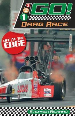 321 Go! Drag Race - 3, 2, 1 Go! (Paperback)