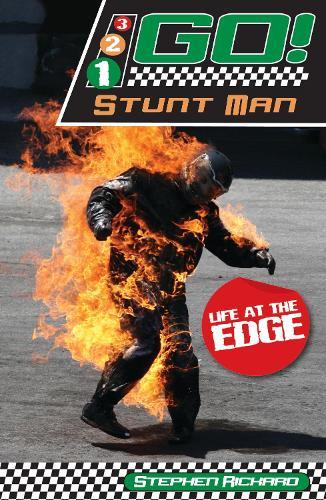 321 Go! Stunt Man - 3, 2, 1 Go! (Paperback)