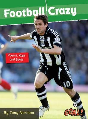 Football Crazy; Poems, Raps & Beats 6 pack: Level 5 - Goal! (Paperback)