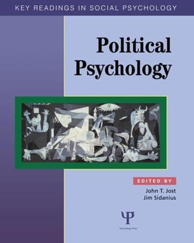 Political Psychology: Key Readings - Key Readings in Social Psychology (Paperback)