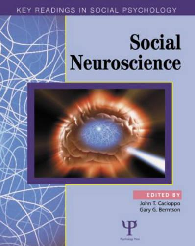 Social Neuroscience: Key Readings - Key Readings in Social Psychology (Hardback)