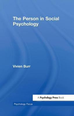 The Person in Social Psychology (Hardback)