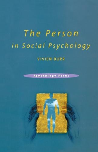 The Person in Social Psychology (Paperback)