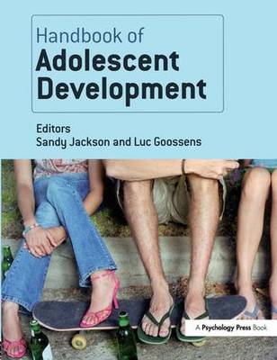 Handbook of Adolescent Development (Hardback)