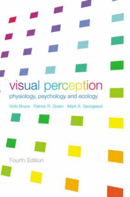 Visual Perception: Physiology, Psychology and Ecology (Paperback)
