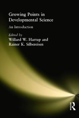 Growing Points in Developmental Science: An Introduction (Hardback)