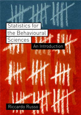 Statistics for the Behavioural Sciences: An Introduction (Hardback)
