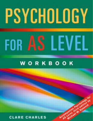 Psychology for AS Level: Student Workbook (Paperback)