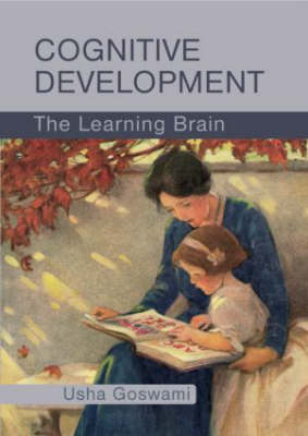 Cognitive Development: The Learning Brain (Paperback)