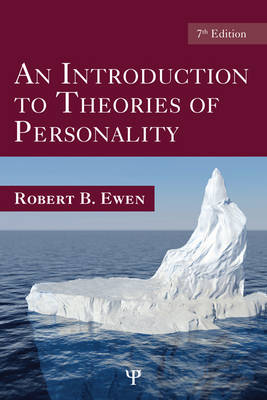 An Introduction to Theories of Personality: 7th Edition (Hardback)