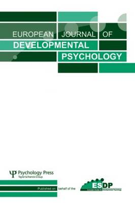 Developmental Co-construction of Cognition: A Special Issue of European Journal of Developmental Psychology - Special Issues of the European Journal of Developmental Psychology (Paperback)
