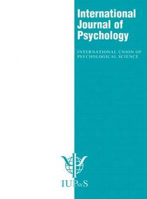 XXIX International Congress of Psychology: Abstracts: A Special Issue of the International Journal of Psychology - Special Issues of the International Journal of Psychology (Paperback)