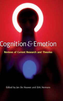Cognition & Emotion: Reviews of Current Research and Theories (Hardback)