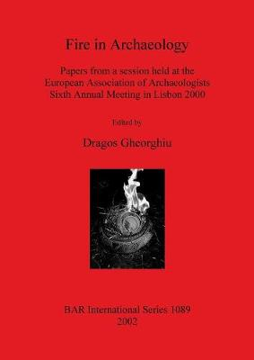 Fire in Archaeology: Papers from a session held at the European Association of Archaeologists Sixth Annual Meeting in Lisbon 2000 - British Archaeological Reports International Series (Paperback)