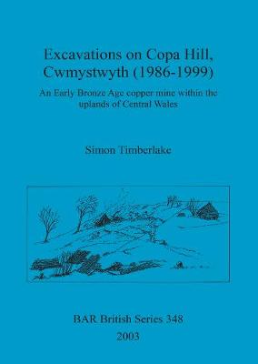 Excavations on Copa Hill, Cwmystwyth (1986-1999): An Early Bronze Age copper mine within the uplands of Central Wales - British Archaeological Reports British Series (Paperback)