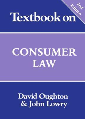 Textbook on Consumer Law (Paperback)