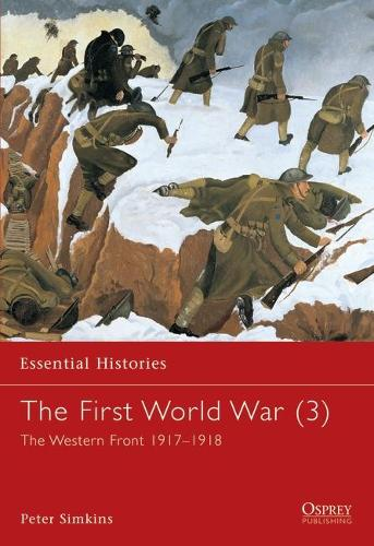 The First World War: Western Front 1916-1918 - Essential Histories 22 (Paperback)