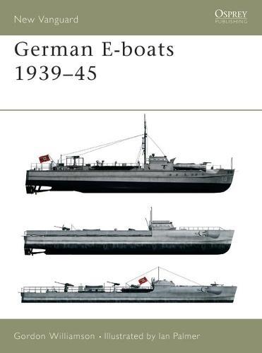 German E-boats 1939-45 - New Vanguard (Paperback)