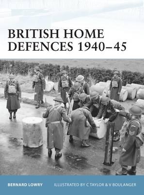 British Home Defences 1940-45 - Fortress 20 (Paperback)