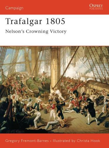 Trafalgar 1805: Nelson's Crowning Victory - Fortress No.157 (Paperback)
