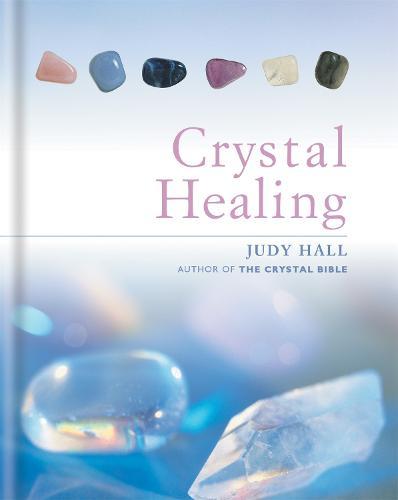 The Crystal Healing Book (Hardback)