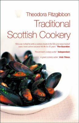 Traditional Scottish Cookery (Paperback)